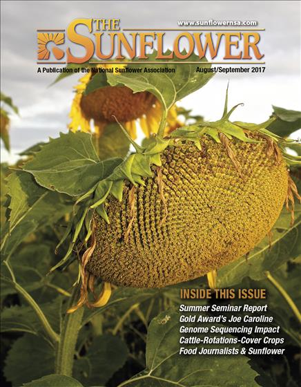 The Sunflower Magazine Cover